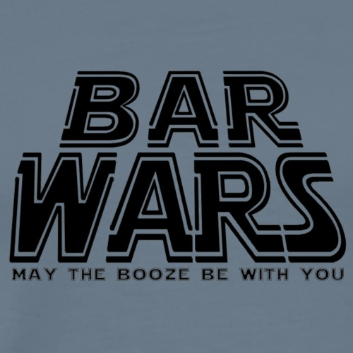BAR WARS - Men's Premium T-Shirt