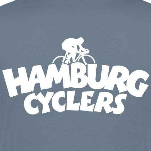 Hamburg Cyclers Hamburger Fahrradfahrer - Männer Premium T-Shirt