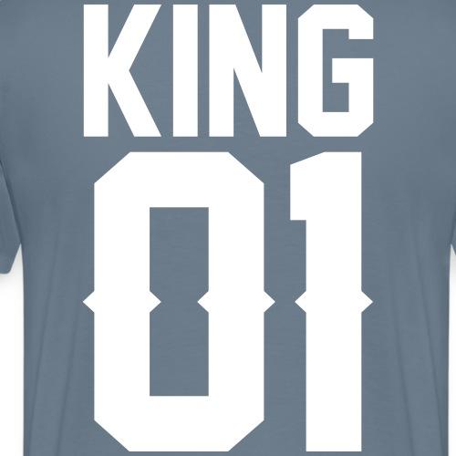 King #01 - Männer Premium T-Shirt