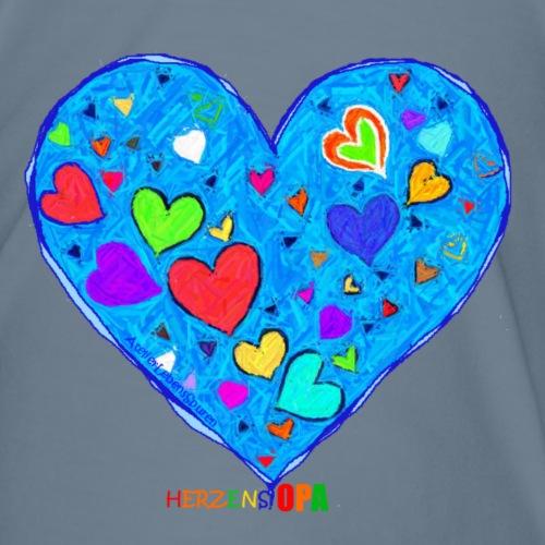 HerzensOpa - Männer Premium T-Shirt