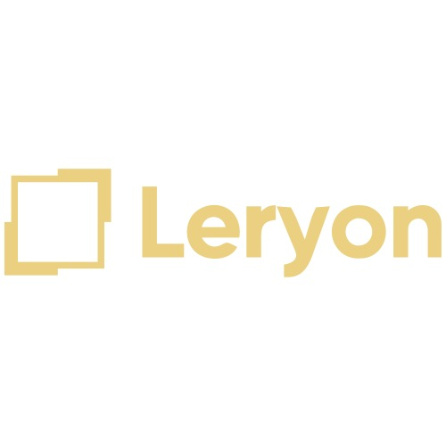 Leryon Text Brand - Men's Premium T-Shirt