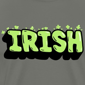 Irish 001 - Mannen Premium T-shirt