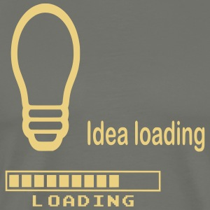 Idea Loading - Men's Premium T-Shirt