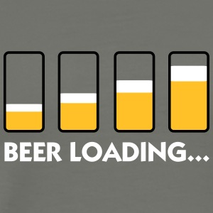 Beer Loading ... - Men's Premium T-Shirt