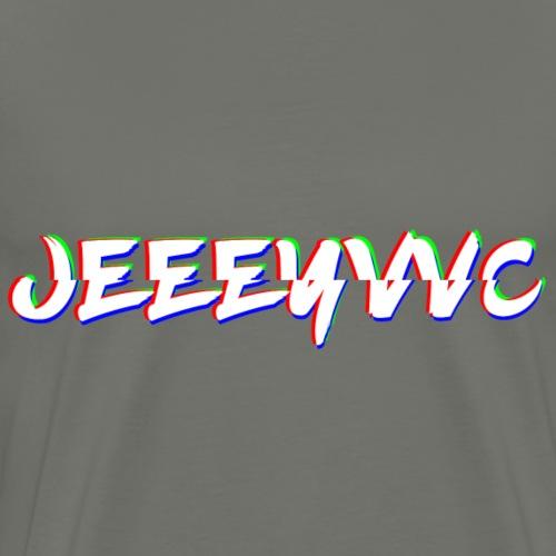 JEEEYVVC-3D-STYLE - Männer Premium T-Shirt