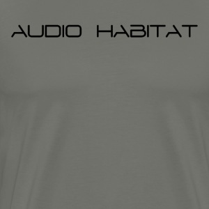 Audio_Habitat - Men's Premium T-Shirt
