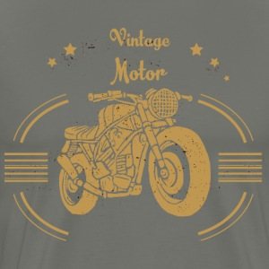 Retro motorcycle - Men's Premium T-Shirt