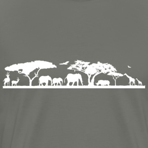 SAVANNE - Africa - Men's Premium T-Shirt