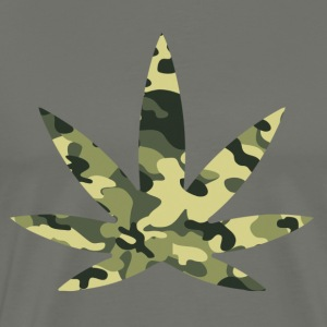 420 camouflage - T-shirt Premium Homme