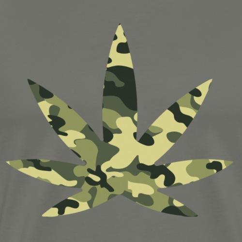 420 Camouflage - Männer Premium T-Shirt