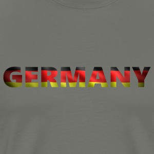 Germany 2 (2541) - Men's Premium T-Shirt