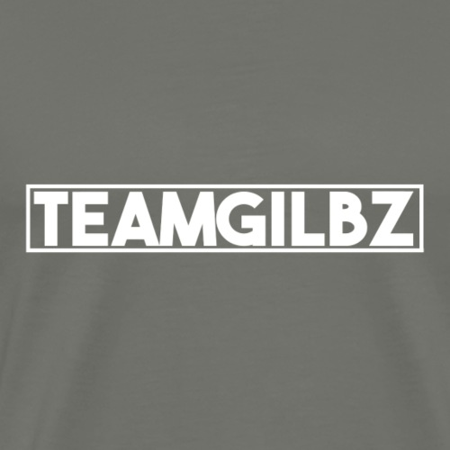 Team Gilbz T-Shirt Black - Men's Premium T-Shirt