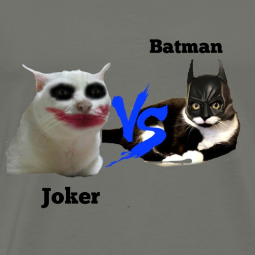 BatmanVSJoker - Men's Premium T-Shirt