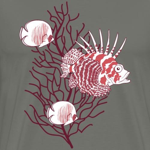Firefish & Friends - Männer Premium T-Shirt