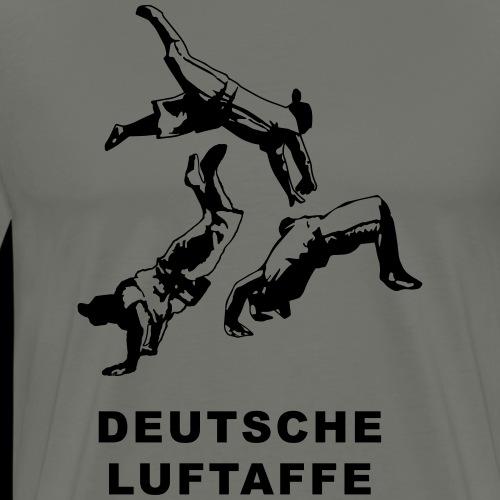 DEUTSCHE LUFTAFFE - Männer Premium T-Shirt