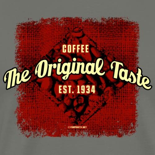 06-36 Original Taste series. - Miesten premium t-paita