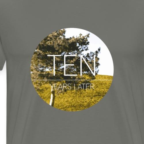 10 Jahre später - Männer Premium T-Shirt