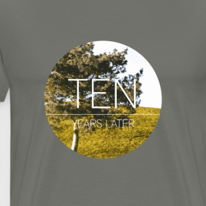 10 years later - Men's Premium T-Shirt