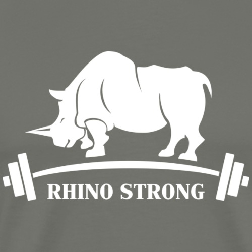 Rhino Strong - Men's Premium T-Shirt