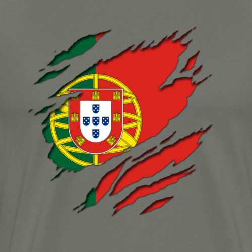 Portugal unter dem Shirt!