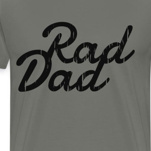 COOL RAD DAD - Premium-T-shirt herr