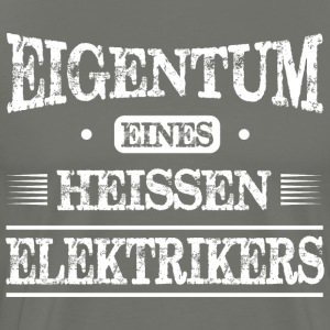 Elektrikers - Männer Premium T-Shirt