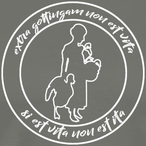 Meine Stadt Göttingen - Männer Premium T-Shirt