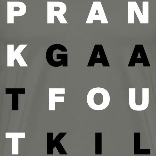 prank_kil - Mannen Premium T-shirt