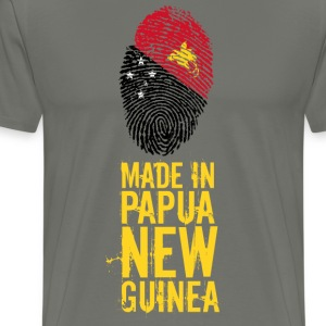 Made In Papua New Guinea / Papua-Neuguinea - Männer Premium T-Shirt