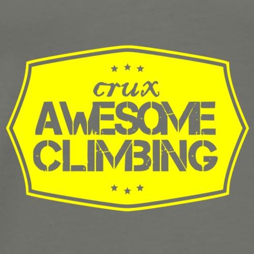 crux - Männer Premium T-Shirt