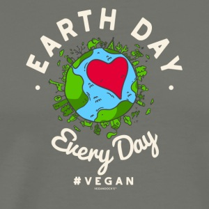 Jordens Dag Every Day t-shirt #vegan (Medfølelse) - Herre premium T-shirt