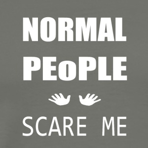 Normal People - Men's Premium T-Shirt