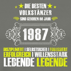 Gift for the 30th birthday of the Volksstädzer - Men's Premium T-Shirt