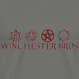 Winchester_Bros - Men's Premium T-Shirt