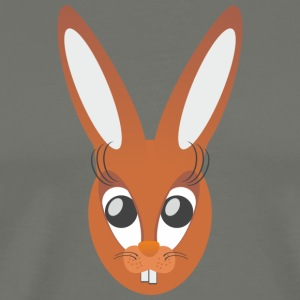 SWEET BUNNY COLLECTION - Herre premium T-shirt