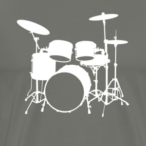 DRUMSET - Men's Premium T-Shirt