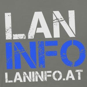 LANinfo - Männer Premium T-Shirt
