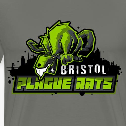 Bristol Plague Rats - Men's Premium T-Shirt