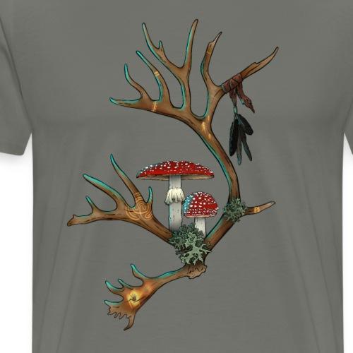 Shamanic Soul - Männer Premium T-Shirt