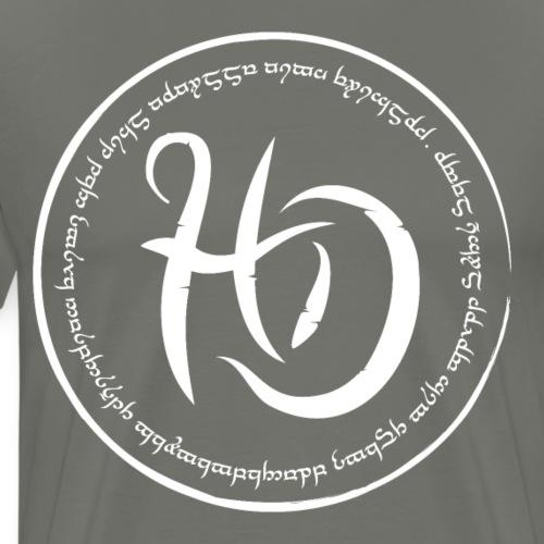 HolzheimDorf - Mandalo-Edition Icon - Männer Premium T-Shirt