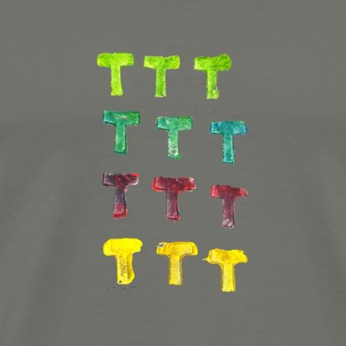 Original Color T BY TAiTO - Miesten premium t-paita