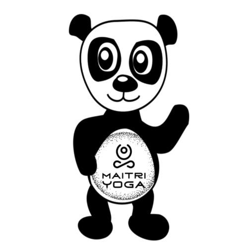 Panda Zen MaitriYoga - T-shirt Premium Homme