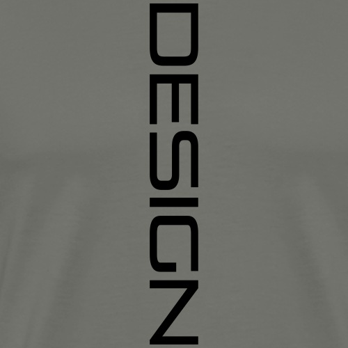 écriture dg - T-shirt Premium Homme