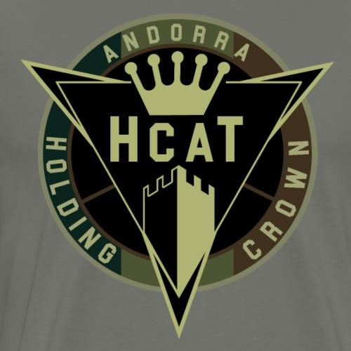 HCAT CAMO - Camiseta premium hombre