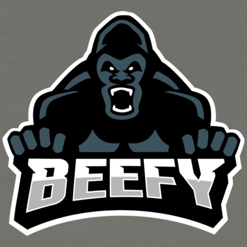 Beefy Gorilla png - Men's Premium T-Shirt