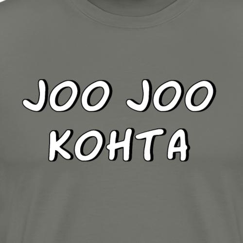 Joo joo kohta 2 - Miesten premium t-paita