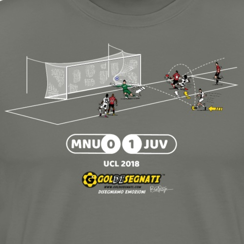 MNU-JUV 0-1 UCL 2018