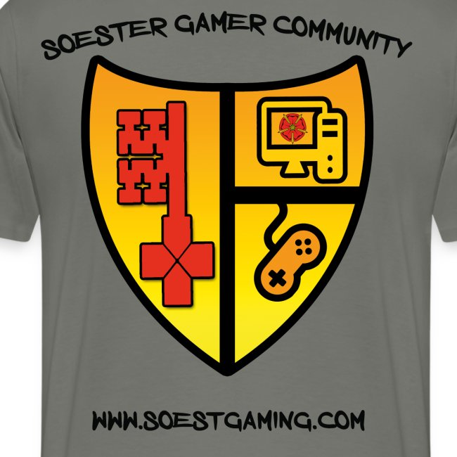 Soestgaming Black