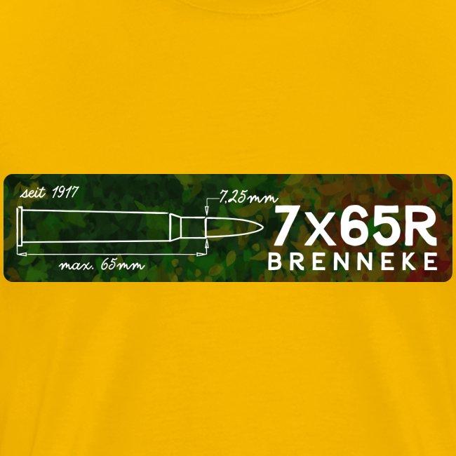 Kaliber7x65R Brenneke