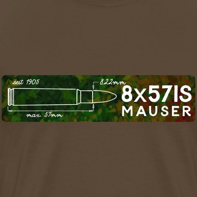 Kalibershirt 8mmMauser